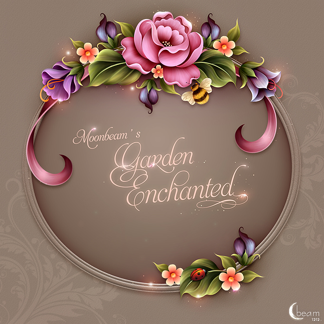 New At Jaguarwoman Designs Moonbeam S Quot Garden Enchanted Quot