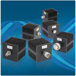 50 watt medium power rf attenuators from pasternack