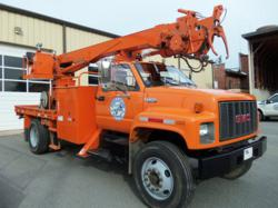 1995 GMC Top Kick Truck up for Auction