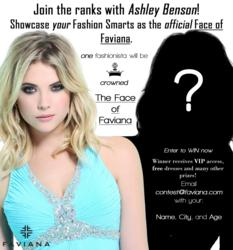 Ashley Benson the new face of Faviana