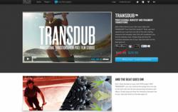 Final Cut Pro X Transitions and Effects Plugins - FCPX Transitions - TransDub -Pixel Film Studios