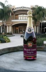 Wilson Creek, Sparkling Wine, Sangria, Champagne, Almond Champagne
