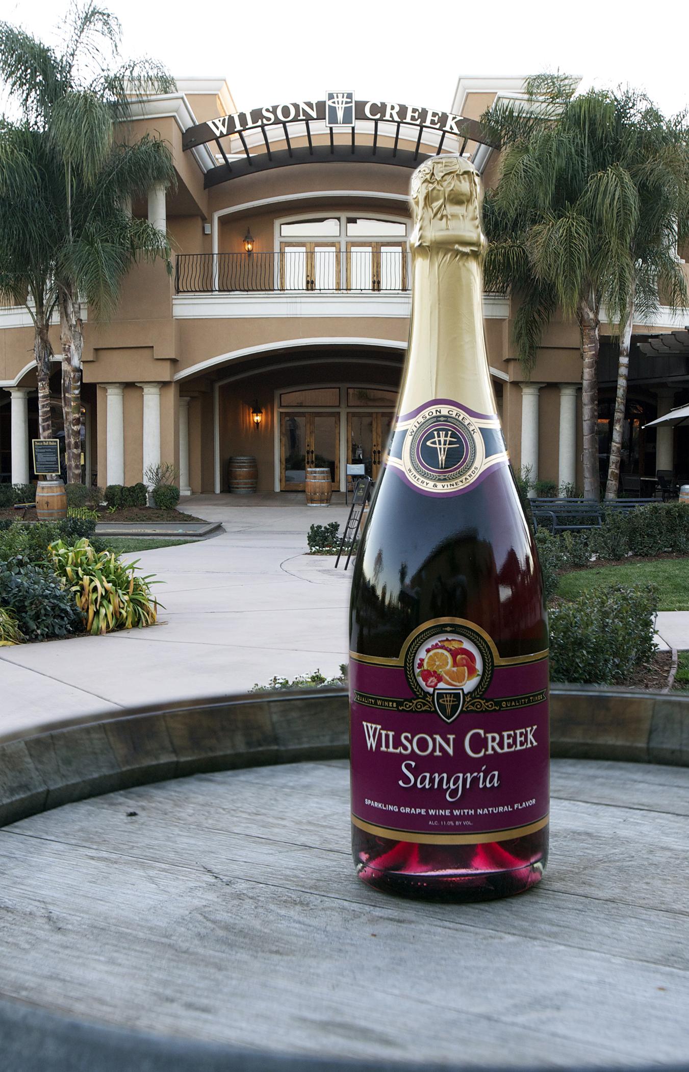 Lemon Law California >> Wilson Creek Winery announces the new Sparkling Sangria. A ...