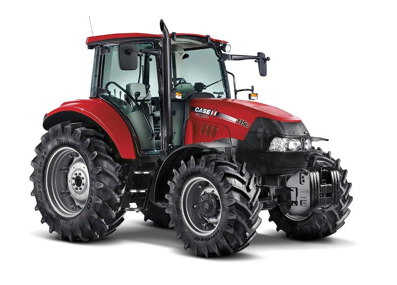 New Case Tractors : Case ih announces new heavy duty farmall u tractors for