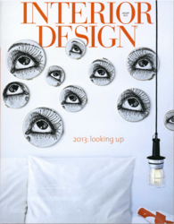 Interior Design Magazine January 2013