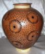 black clay pottery, mexican pottery