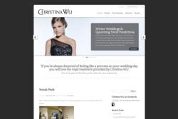 A new look at Christina Wu Blog