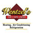 Wentzel's Heating & Air Conditioning Logo