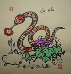 Chinese Zodiac Paintings