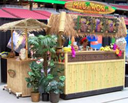 Maui Wowi at Houston Livestock Show and Rodeo