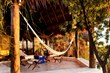 Hammock on Mayan Bungalow Porch