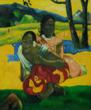 """When Will you Marry?"" by Paul Gauguin came in fifth on overstockArt.com's 2013 Valentine's Day Top 10 Romantic Oil Paintings list."