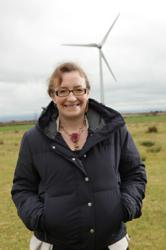 Juliet Davenport OBE, CEO and founder of leading renewable electricity supplier Good Energy