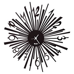 the collection of funky modern wall clocks from arti u0026 mestieri at heaven has been expanded with some new products