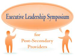 Executive Symposium for Post Secondary Providers