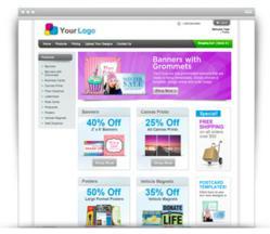 PrintSites Web-to-Print Storefront