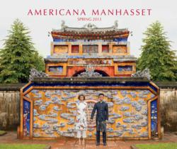 """In the Mood For Vietnam"" Americana Manhasset Spring 2013 - Cover"