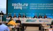 Sochi Meets with National Olympic Committees' Chefs de Mission