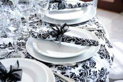Damask wedding supplies and inspiration at Social.eFavorMart.com