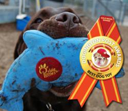 Dogington Post Announces PrideBites as Best Dog Toy for 2012