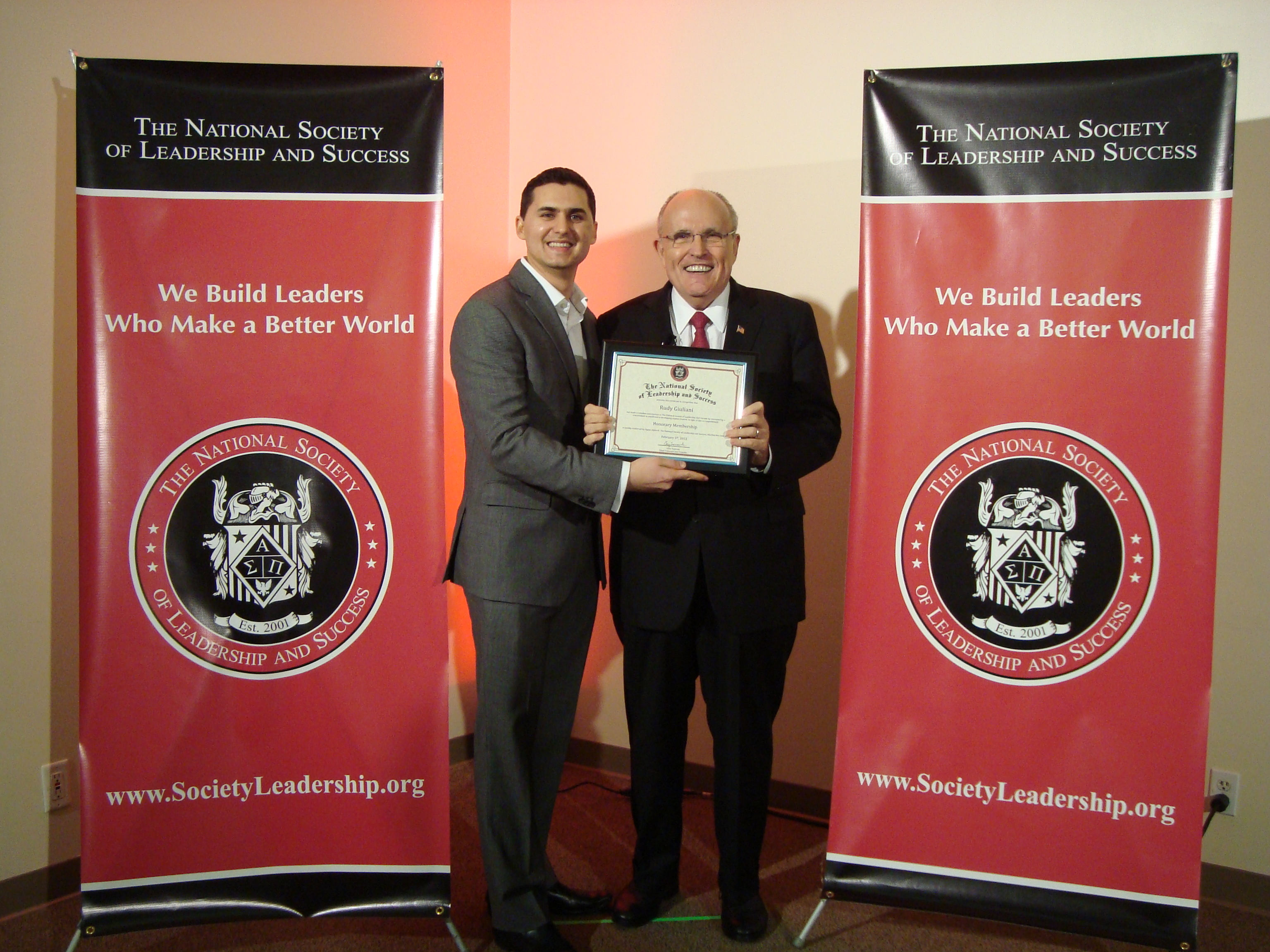 national society of leadership and success Join the national society of leadership and success chapter and develop  leadership skills at university of maryland university college.