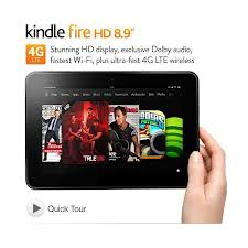 Kindle Fire HD 8.9 4G Discount