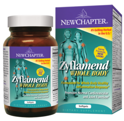 New Chapter Zyflamend Whole Body for inflamation response