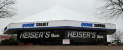 Heiser's Quick Credit Service