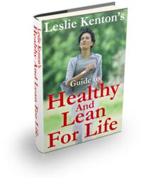 Leslie Kenton's New Book, Healthy And Lean For Life