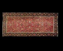 Antique Persian Safavid Carpet Sotheby's