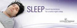 The Listening Program SLEEP: Sound neuroscience for a restful night's sleep