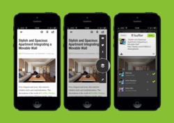 Seamless Content Discovery and Sharing Using Feedly and Buffer