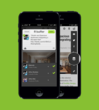 Feedly and Buffer on iPhone