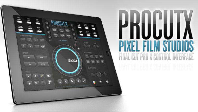 pro cut x pixel film studios