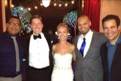 DJ Cabo - DJ Ant - Kieffer and Brise and Groom from Seward Park Tech