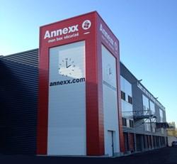 Annexx location de box de stockage à Lyon - Pierre Bénite