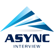 Async Interview to Showcase Their Video Interview Technologies at the...