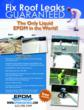 EPDM, EPDM Coatings, Leaks Repair, Roof Repair, Liquid EPDM, Liquid Roof, Liquid Rubber