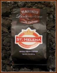 St.Helena Coffee from Blacksmith Coffee Roastery