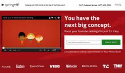 Springvid - Video SEO Services