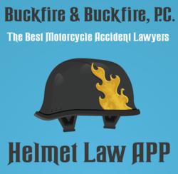 Motorcycle Helmet Laws App Buckfire & Buckfire, P.C.