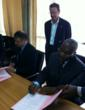 Mercy Ships Signs Accord de Siége with Congo-Brazzaville; Africa...