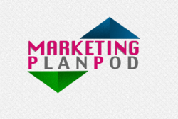 Marketing Plan Pod Logo