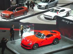 Chicago Auto Show 2013 Webcam Image