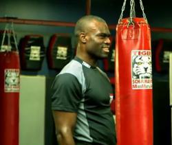 Uriah Hall MMA