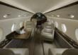 Gulfstream G200 Charter Jet Interior from TWC Aviation