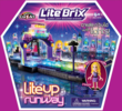 Award winning Lite Brix line will introduce the new girls line at New York Toy Fair featuring  a fashion salon, candy shop, runway and so much more