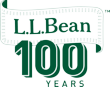 L.L.Bean 100th Logo