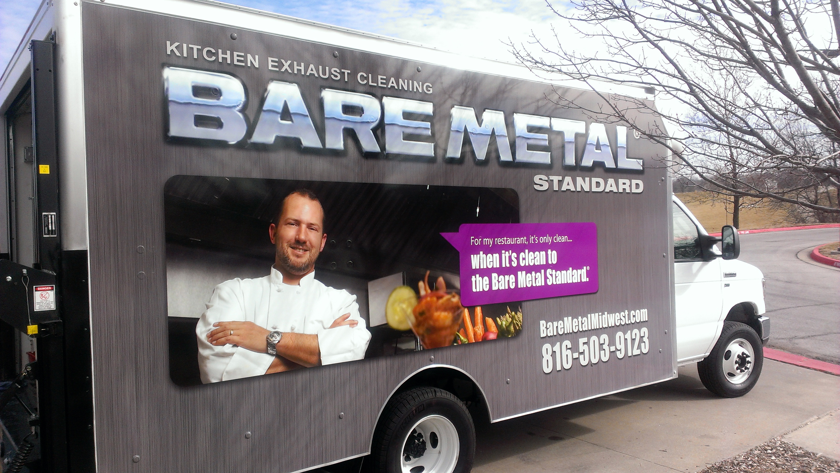 Bare Metal Standard Midwest Opens Offering Superior Kitchen Exhaust Cleaning