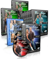 Learn how to dance w/ Shawn Trautman's 2 Step Mastery System.